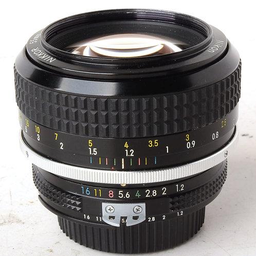 Nikon 55mm f1.2