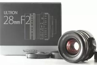 Voigtlander 28mm F2 M