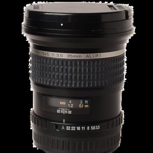 Pentax 35mm FA