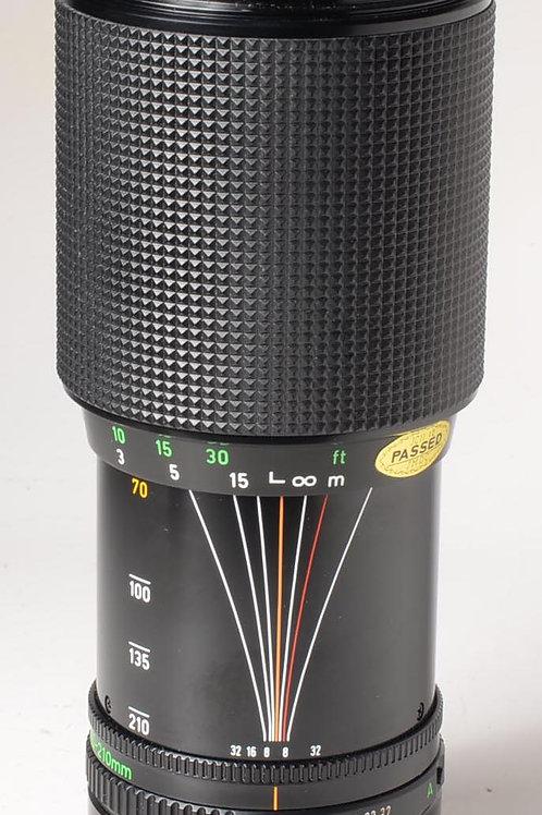 Canon FD 70-210mm f4