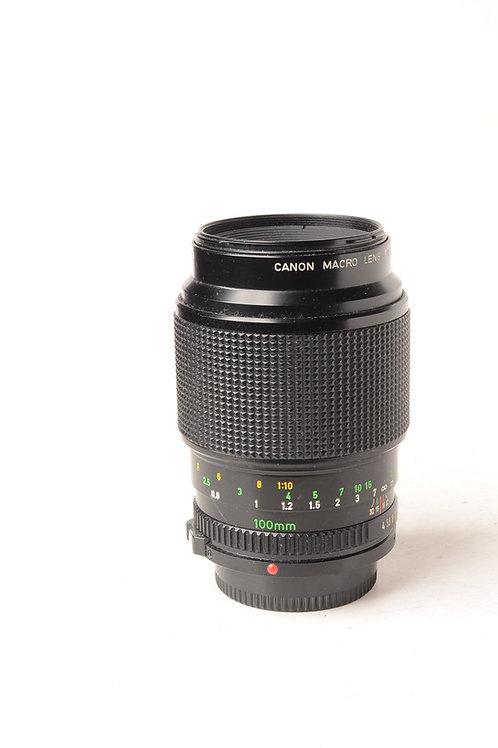 Canon 100mm FD
