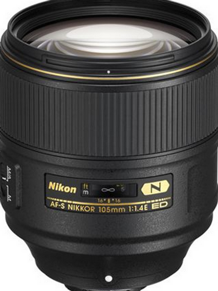 Nikon 105mm F1.4E ED