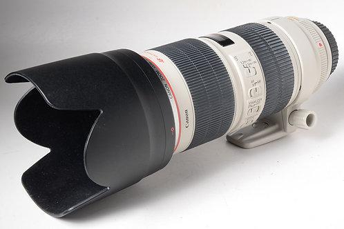Canon 70-200 f2.8 L IS II