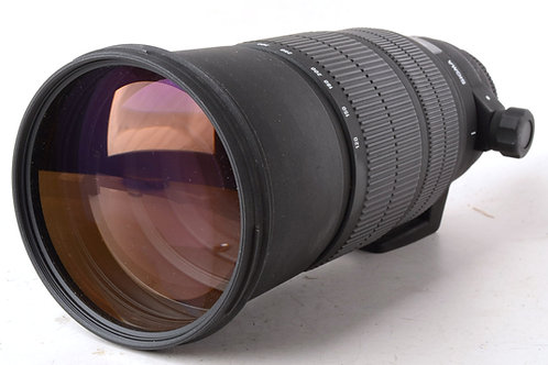 Sigma 120-300mm f2.8