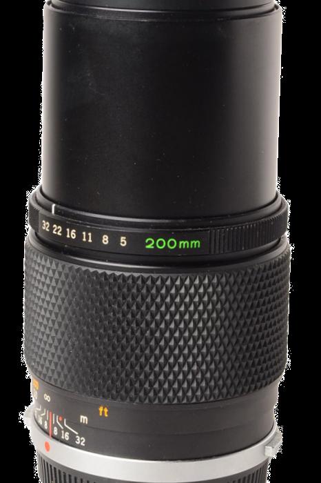 Olympus 200mm F5