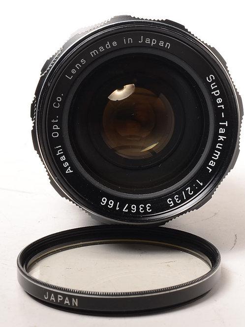 Pentax 35mm F2 M42