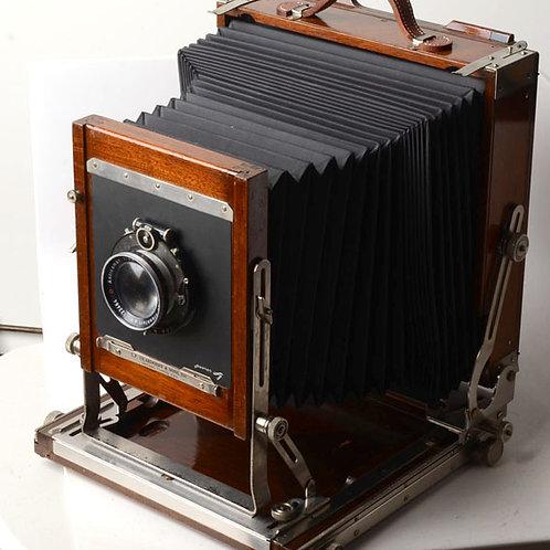 Deardorff 8X10 field camera