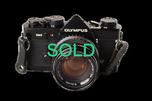 Olympus OM-2 MD