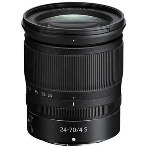 Nikon 24-70 F4 Z