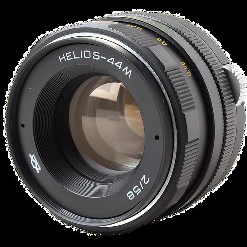 Helios-44M 58mm f2