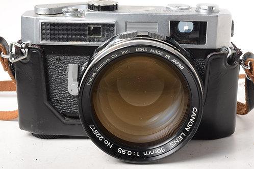 Canon 7 & 50mm 0.95
