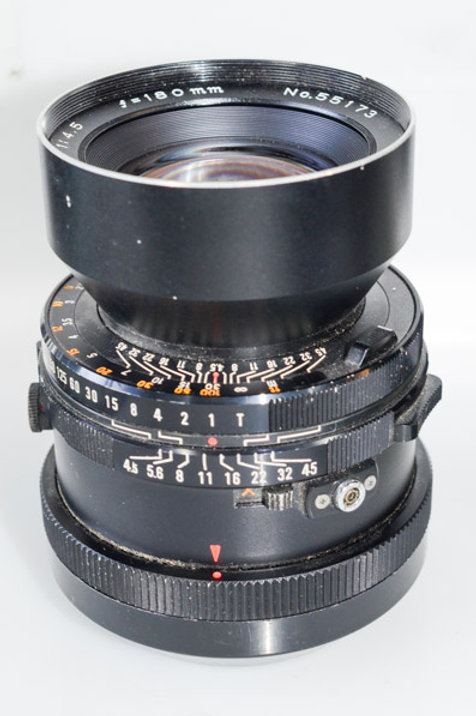 Mamiya 180/4.5 lens for RB67
