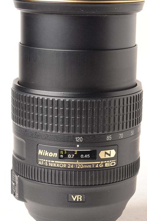 Nikon 24-120 VR