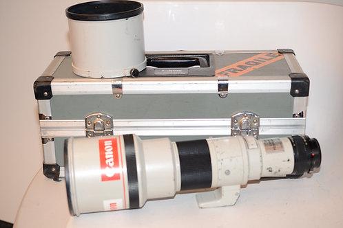 Canon FD 500mm f4.5L