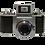 Thumbnail: Asahiflex model 1 - first pentax - mint in box