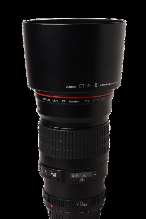 Canon 200 F2.8 LII