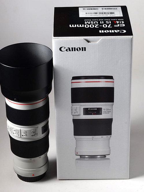 Canon 70-200mm F4 IS II