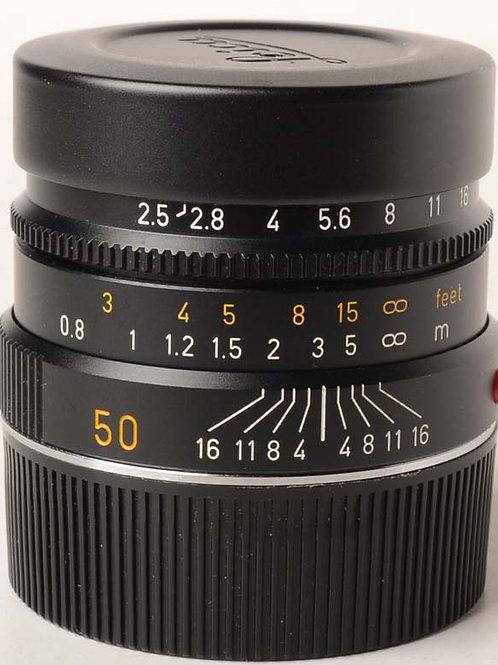 Leica 50mm F2.5