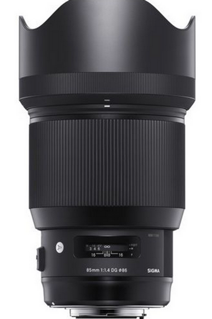 Sigma 85mm f1.4 Art Lens for Canon EF Mount