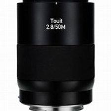 Zeiss 50mm F2.8 Touit