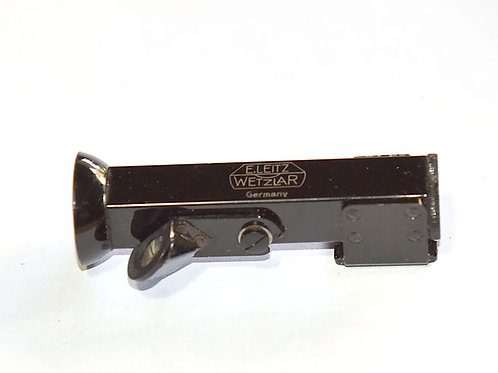 Leica WINTU black right angle finder