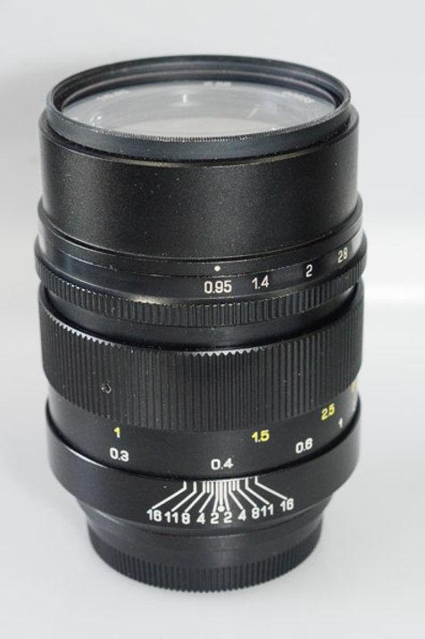 Mitacon  35/0.95 for Leica M