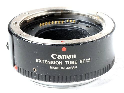 Canon 25mm EF Tube
