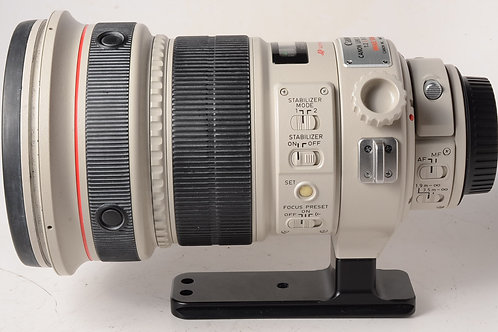 Canon 200mm f2 IS