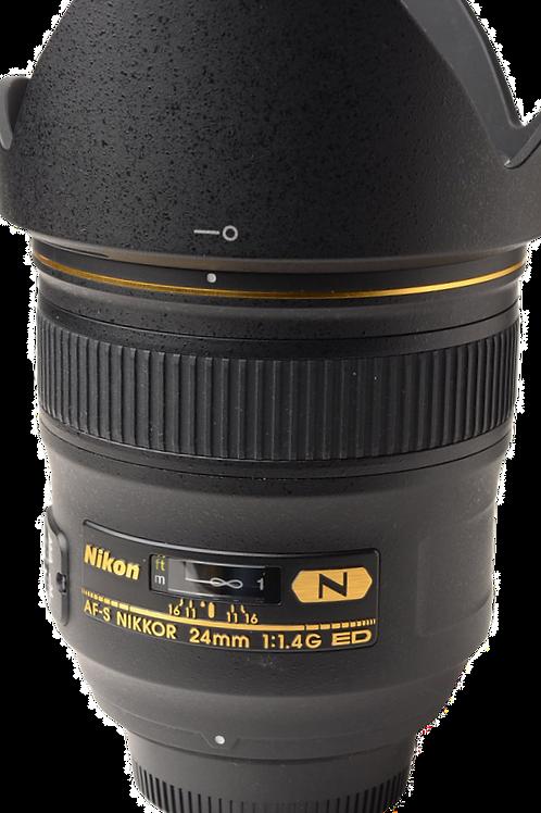 Nikon 24mm F1.4G