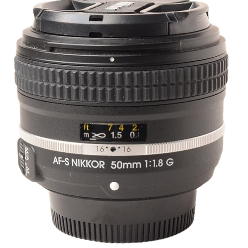 Nikon 50mm F1.8 G LE