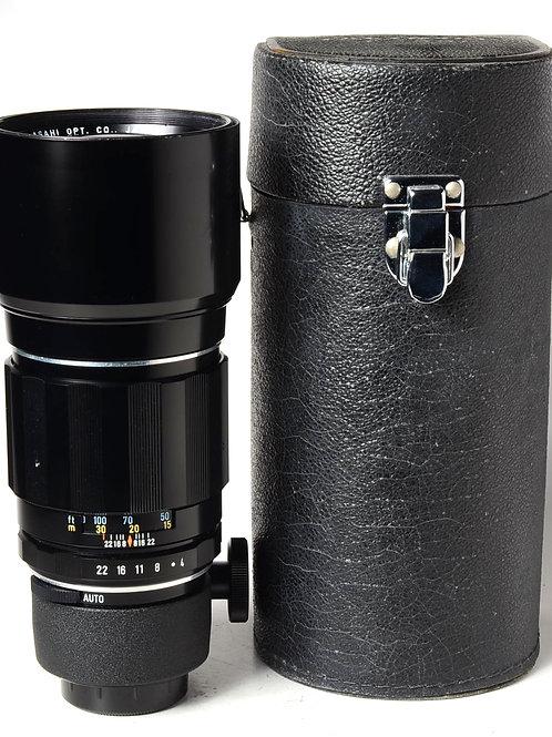 Pentax 300mm f4 SMC