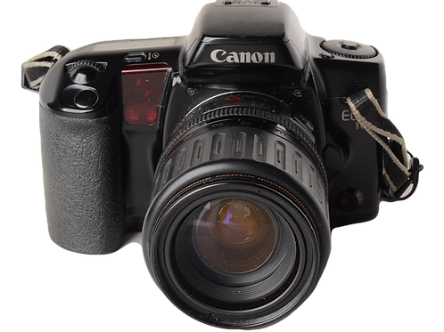 Canon EOS 10 with 35-135