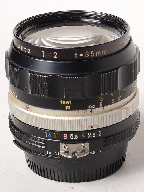 Nikon 35mm f2