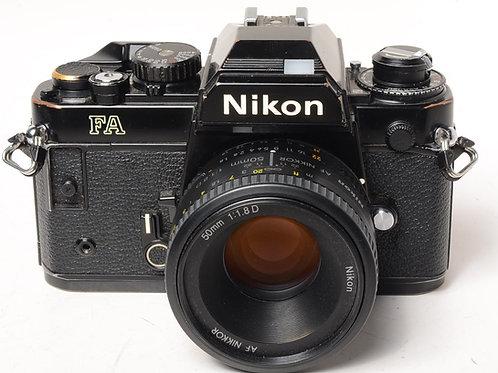Nikon FA Kit