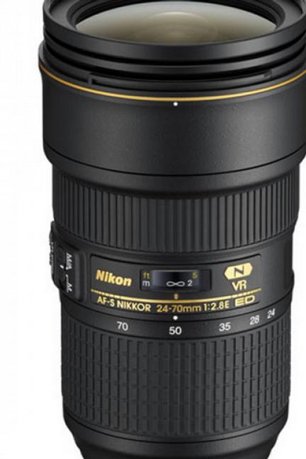 Nikon 24-70 VR