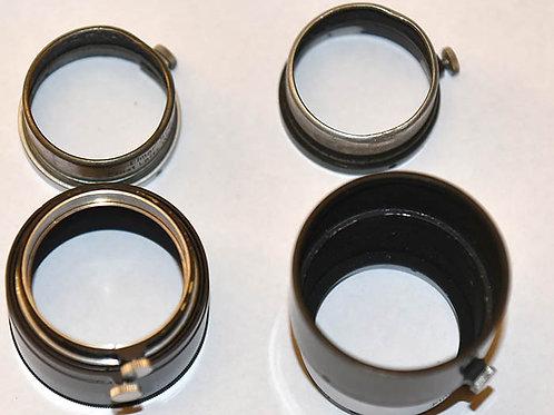 Leica A36 lens hoods for 50/3.5 Elmar lens