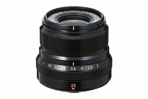 Fuji 23mm F2 WR