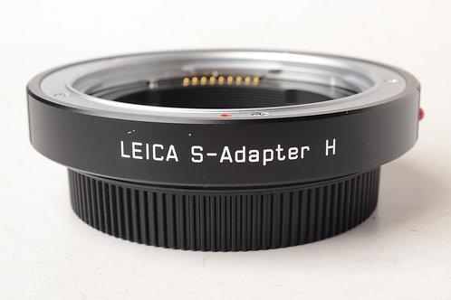 Leica S - Adapter H