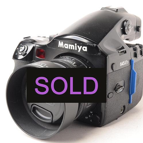 Mamiya 645AFD Kit