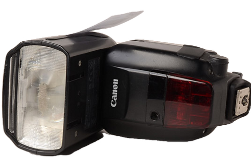 Canon 600 RT Flash