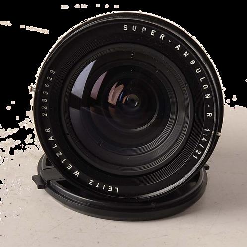 Leica 21mm F4 R