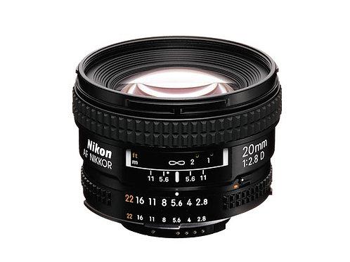 Nikon 20mm F2.8 D