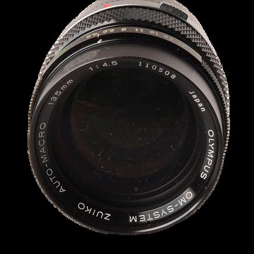 Olympus 135mm F4.5 Macro