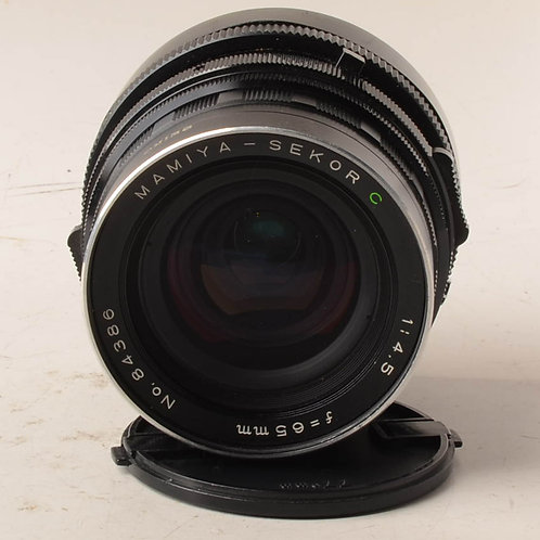 Mamiya 65mm F4.5 C