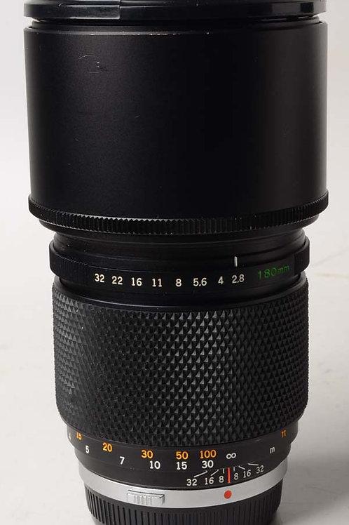 Olympus 180mm F2.8