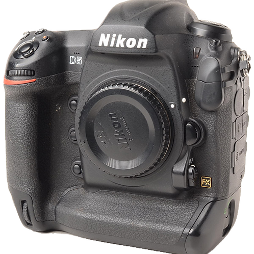 Secondhand Nikon D5 Digital SLR Camera | Store Melbourne | The Camera Exchange |
