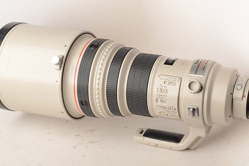 Canon 400mm f2.8 L IS