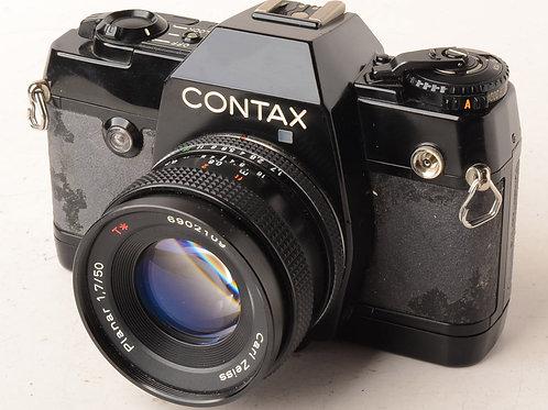 Contax 137MA/50mm f1.7