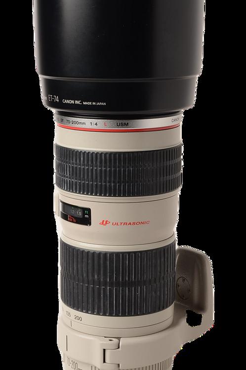 Canon 70-200mm F4 L