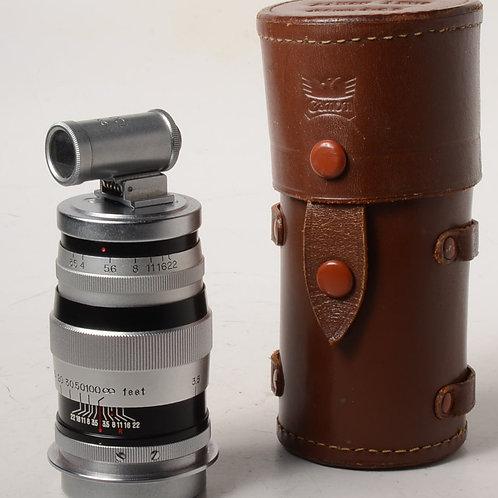 Canon 100mm f3.5 LTM